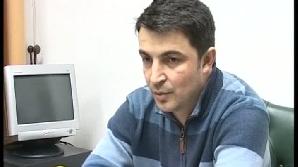 Daniel Breaz este profesor la Universitatea 1 Decembrie 1918 din Alba Iulia/ FOTO: RTV