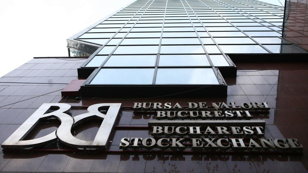 Bursa de valori Bucureşti - Foto: romedia.gr