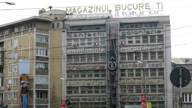 Vanghelie a pierdut Magazinul Bucureşti / Foto: rezistenta.net