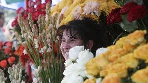 Aproape 1,5 milioane de români îşi serbează onomastica de Florii