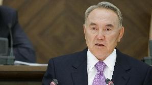 Nursultan Nazarbaev, preşedintele Kazahstanului / FOTO: rferl.org