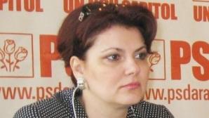 Olguţa Vasilescu vrea o poziţie oficială de la Igaş/FOTO: NewsIN