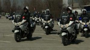 Poliţiştii din toată ţara au sărbătorit Ziua Poliţiei Române