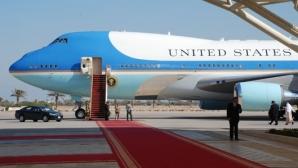 Air Force One, avionul prezidenţial american