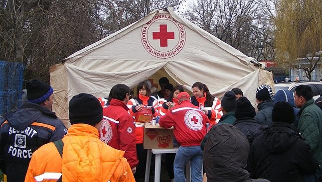 Vesti bune de la Crucea Rosie: un milion de masti ajung in tara