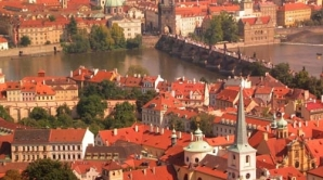 Panorama Praga