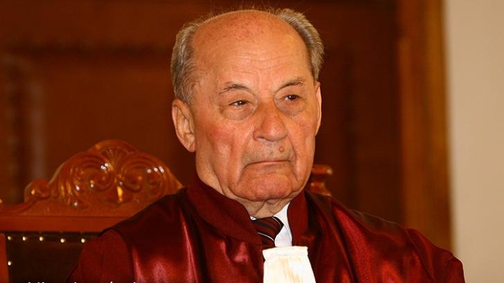 A murit Ion Predescu, fost judecător al Curții Constituționale. Avea 93 de ani