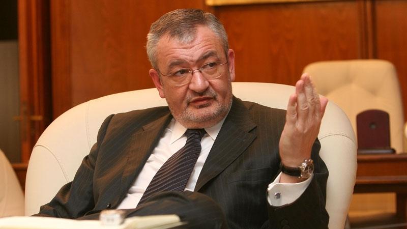 Sebastian Vladescu, the Finance Minister