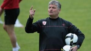 Ioan Andone, antrenor Dinamo