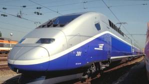 TGV în România?