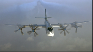 Două bombardiere ruseşti au intrat în spaţiul aerian britanic