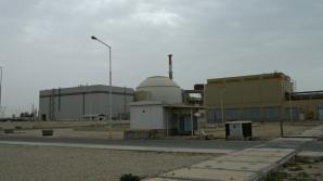 Centrala nucleară iraniană Bushehr