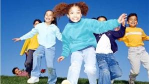 Unul din 50 de copii suferă de hiperactivitate