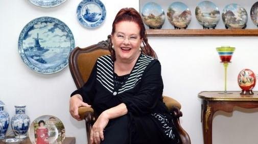 Stela Popescu: Îmi plac bărbaţii frumoşi şi cu personalitate.
