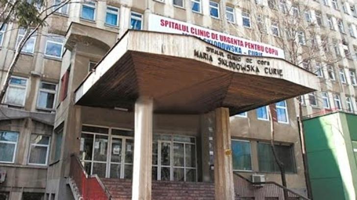 """Spitalul """"Marie Curie"""" din Bucureşti"""
