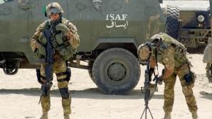 Cinci militari ai NATO au murit în Afganistan