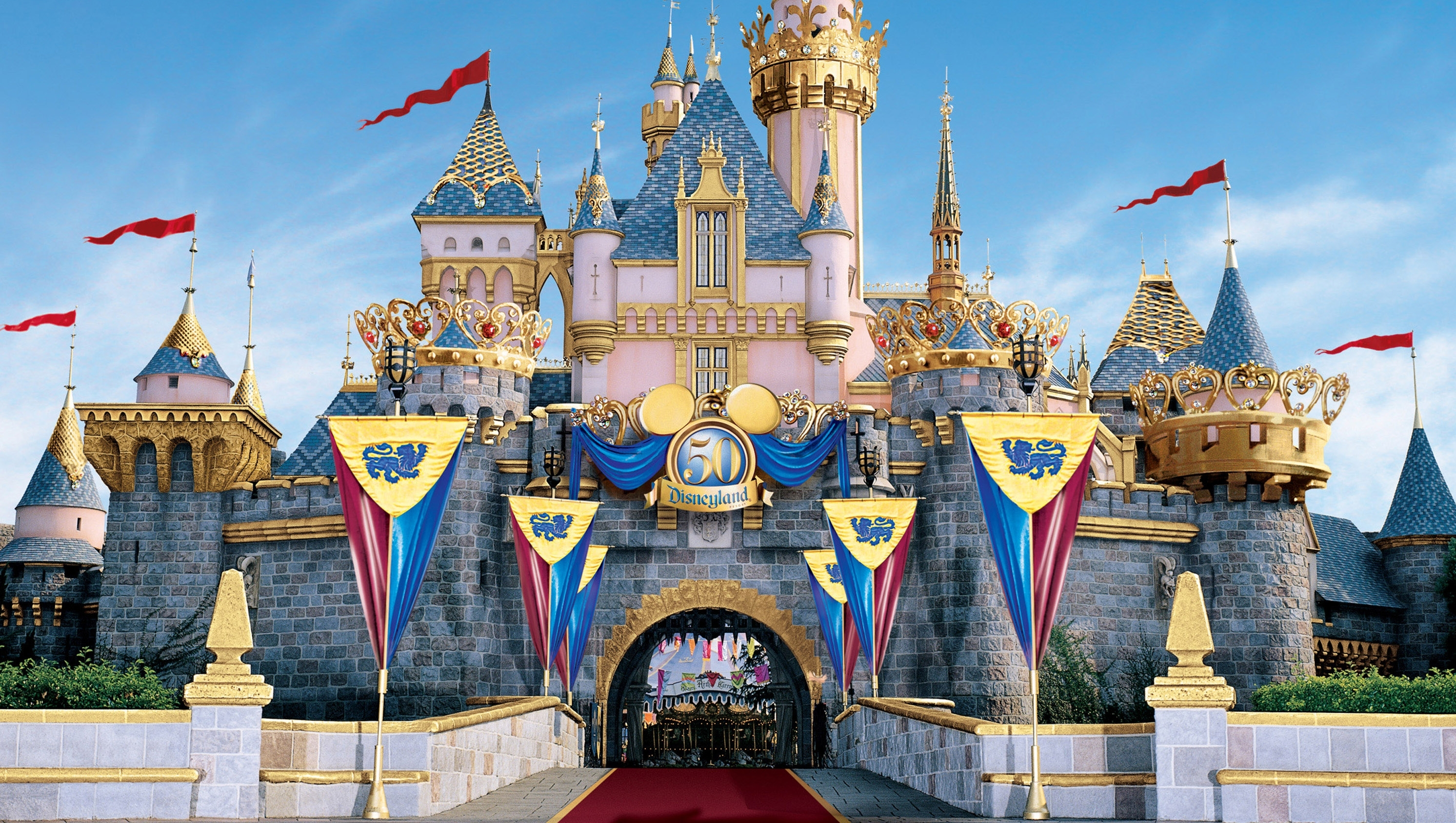 Disneyland Paris / FOTO: wordartsolutions.com