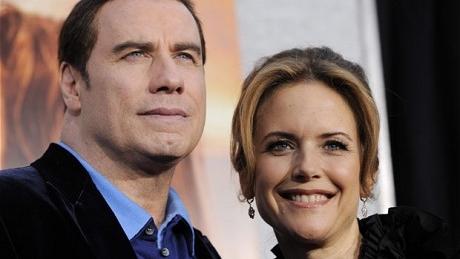 John Travolta şi Kelly Preston / FOTO: AP