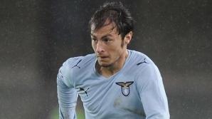 Stefan Radu este vicecăpitan la Lazio Roma