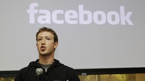 Mark Zuckenberg, fondatorul Facebook / FOTO: AP