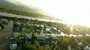 Statul australian Queensland e lovit din nou de ploi torenţiale devastatoare