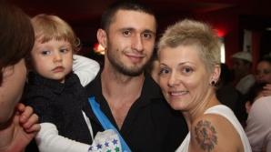 Dana Nălbaru, Dragoş Bucur şi Sofia