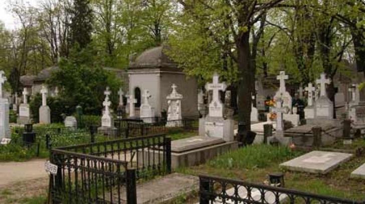 <p>Cimitirul Bellu din Capitală va deveni obiectiv turistic de rang european</p>