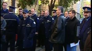 Gardienii din penitenciare nu vor mai avea voie să facă grevă