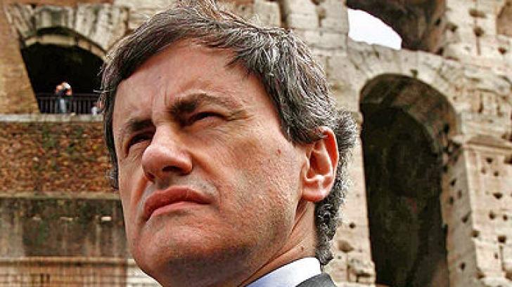 Gianni Alemanno, primarul Romei / FOTO: wikipedia.org