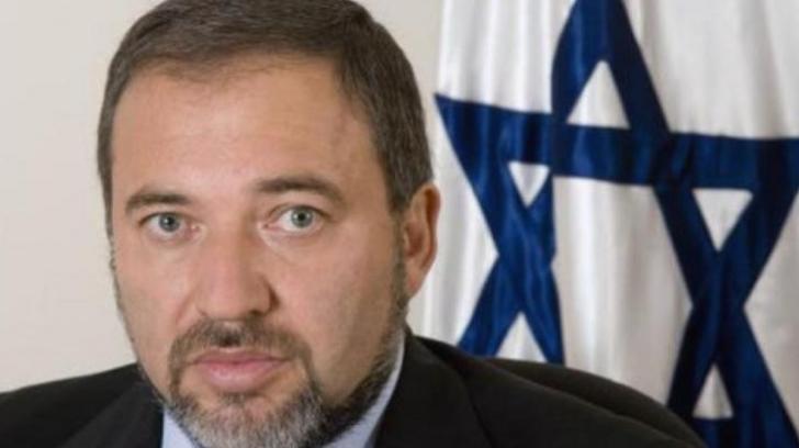 <p>Avigdor Lieberman</p>