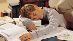 Tot mai mulţi copii suferă de tulburări de comportament