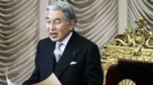 Împăratul Japoniei a făcut primele sale declaraţii după dezastrul de vineri