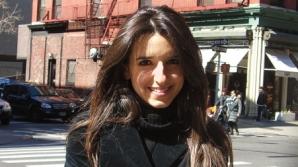 <p>Alexandra Copos, veste excelentă pentru tatăl ei</p>
