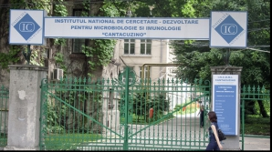 Institutul Cantacuzino, salvat de la faliment. Va primi bani din Fondul de rezervă al Guvernului