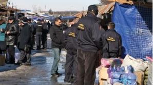 Controalele la Complexul Europa din Bucureşti au continuat, alte două razii organizate marţi
