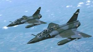 Avioane franceze Mirage