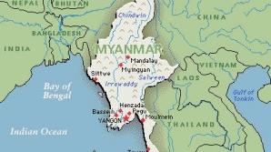 Cutremur de 5,9 în Myanmar