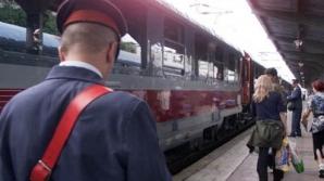 CFR Călători va anula începând de miercuri trenul Rapid 686 de pe relaţia Constanţa - Bucureşti Nord