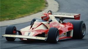 Niki Lauda are în palmares trei titluri mondiale
