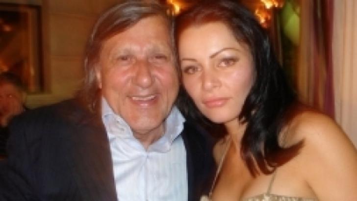 Ilie Năstase și Brigitte, fosta sa soție