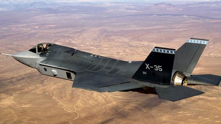 Avion  F-35 JSF