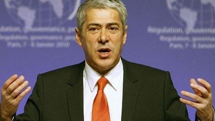 Portughezul Jose Socrates a demisionat în martie