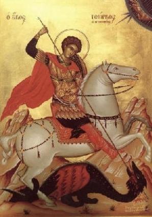 Peste 900.000 de români îşi sărbătoresc onomastica de Sfântul Gheorghe