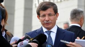 Ahmet Davutoglu, ministrul turc de Externe