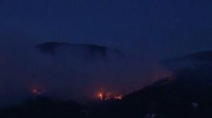 Incendiu de vegetaţie la Ibiza