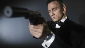 Agentul 007 va primi un salariu de 29.000 de euro