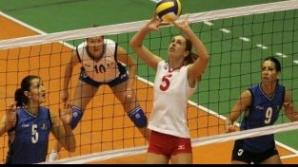 Volei feminin: Naționala României, învinsă la Jocurile Europene