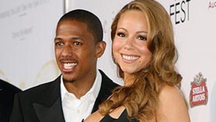 Mariah Carey şi Nick Cannon