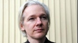 Licitaţie pe internet pentru un prânz cu Julien Assange