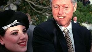 Monica Lewinsky şi Bill Clinton